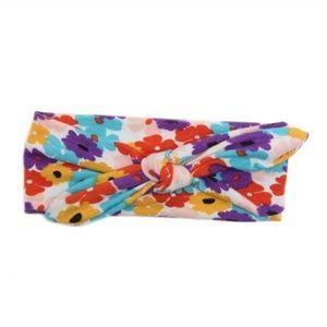 Multicolor Floral Headband